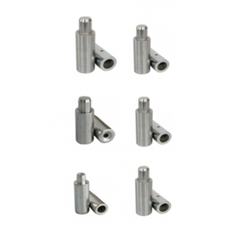 Code:41010 - 26mm 100mm Shaft Hinge