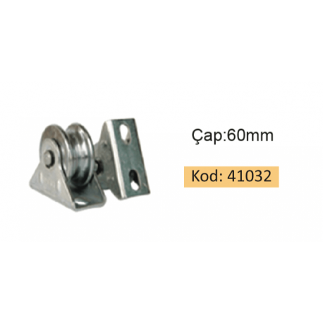 Code:41032 - Cap:60mm Wheel